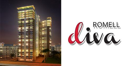 Romell Diva Malad West Mumbai