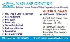 Registration & Real Estate
