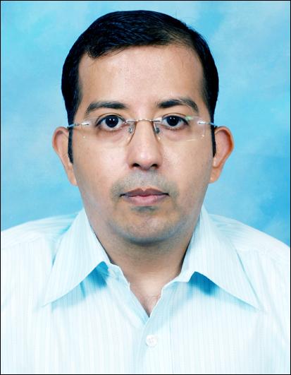 Shri Vikrant C.Deshpande
