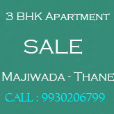 3 bhk sale Majiwada-Thane
