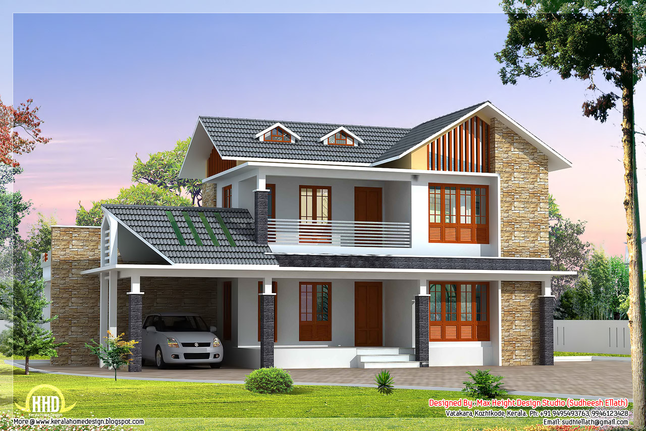 Bungalows in india for Plan of bungalow in india