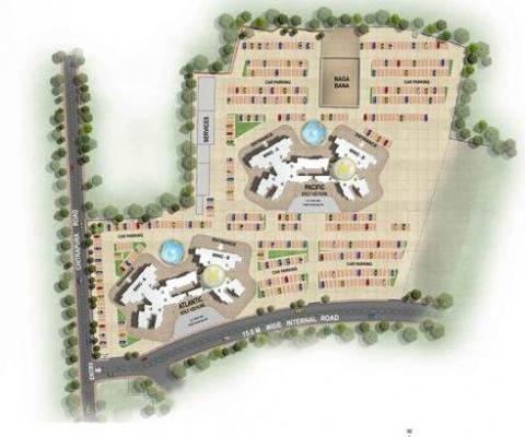 Site Plan A1