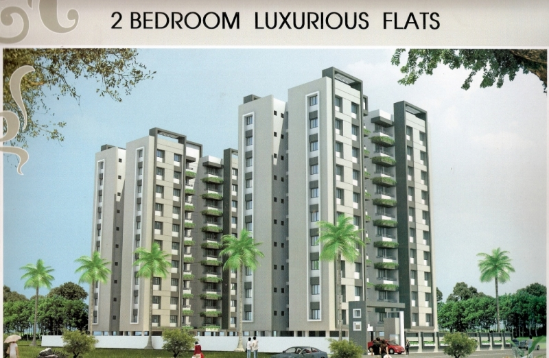 2 Bhk 1215 Sq Ft Flat For Sale At Althan Surat Sdrpost982